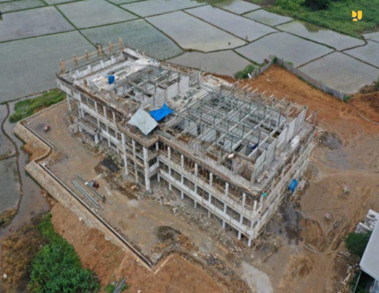 Kementerian PUPR Selesaikan Pembangunan Fasilitas Pendidikan 4 PTN dan 1 PTKIN di Sulawesi Selatan