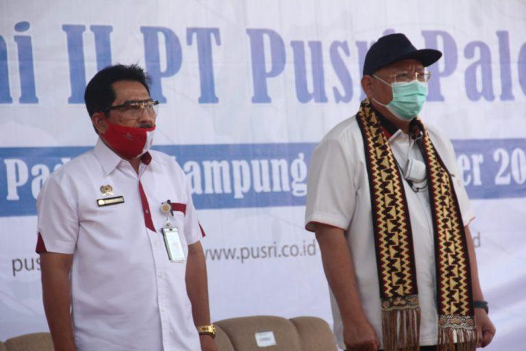 Produksi Tani di Metro Lampung Didukung JUT dari Kementan