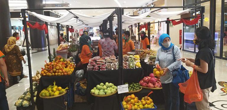 Standarisasi Pasar Tani Dukung Petani Naik Kelas