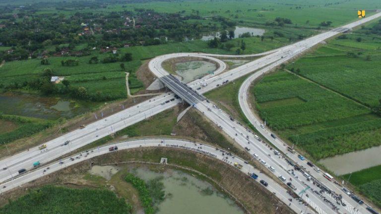 Pembangunan Infrastruktur Kementerian PUPR Dorong Potensi Perekonomian di Koridor Tol Ngawi-Kertosono