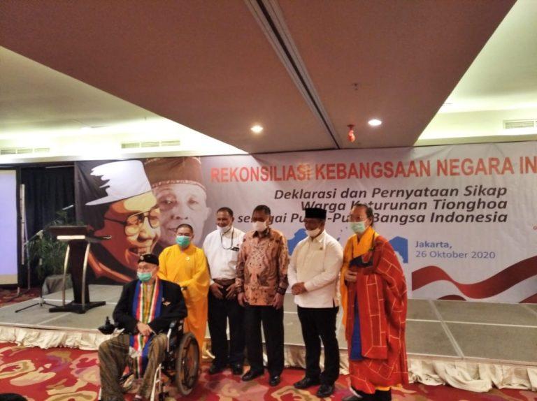 Gerakan Rekonsiliasi Indonesia Jadi Momentum Mengikatkan Persatuan dan Kesatuan