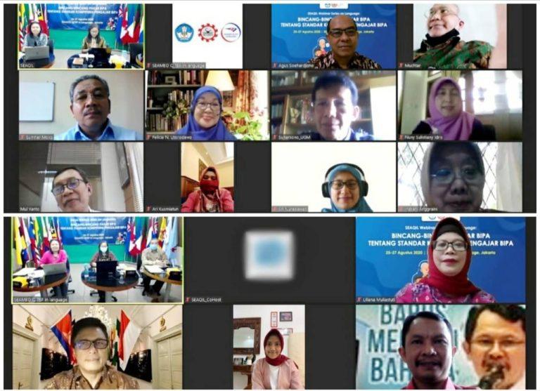 SEAQIL Dukung Promosi Bahasa Indonesia sebagai Bahasa Pengantar Asia Tenggara