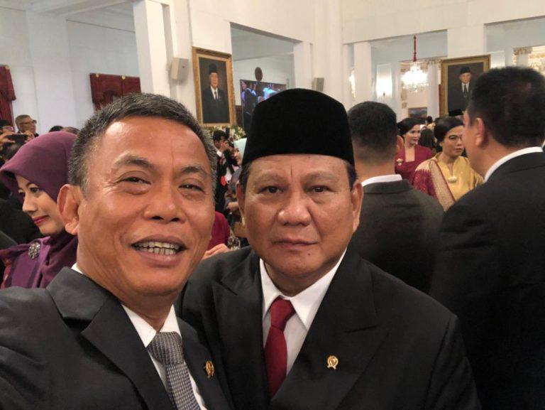 Tak Ikut Jemput Rizieq, Refly Sebut Prabowo Sudah Jadi Anak Emas Pemerintahan Jokowi