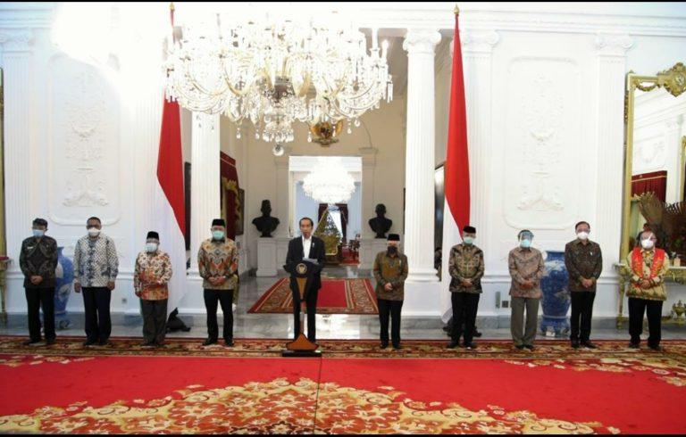 Jokowi: Mengaitkan Agama dengan Tindakan Terorisme adalah Kesalahan Besar