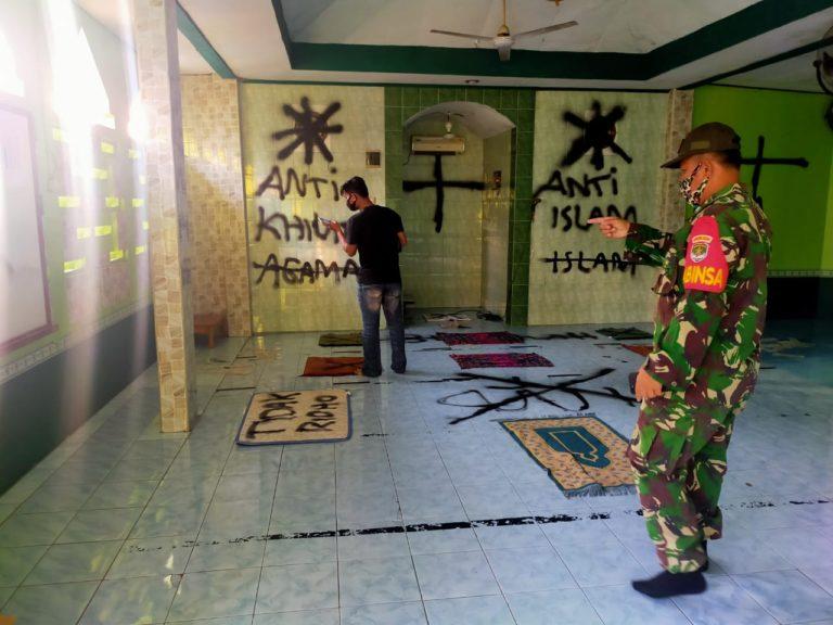 Aksi Vandalisme Mushola di Tangerang Dinilai Tidak Beradab