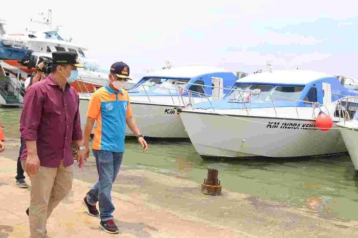 Akibat Covid-19, Pembangunan Pelabuhan Kali Adem Jakut Ditunda