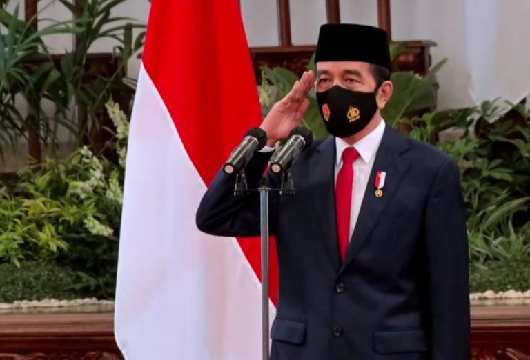 Presiden Jokowi: HUT TNI Dirayakan Segenap Rakyat Indonesia