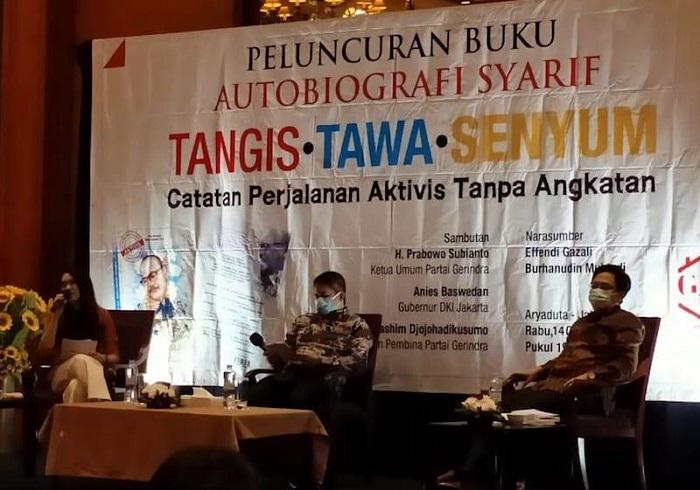Anggota Dewan Ini Curhat Sering Menangis Ketika Ahok Pimpin Jakarta