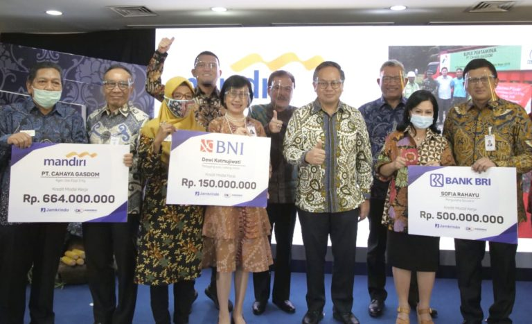 Bersama 26 Bank, Jamkrindo Berkomitmen Sukseskan Program Penjaminan PEN