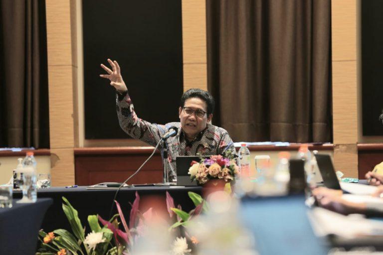 Tindaklanjuti UU Cipta Kerja, Kemendes PDTT Siapkan RPP tentang BUM Desa