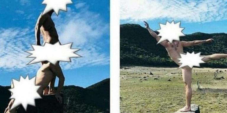 Demi Konten Viral, Dua Pendaki Pose Bugil di Gunung Gede Pangrango