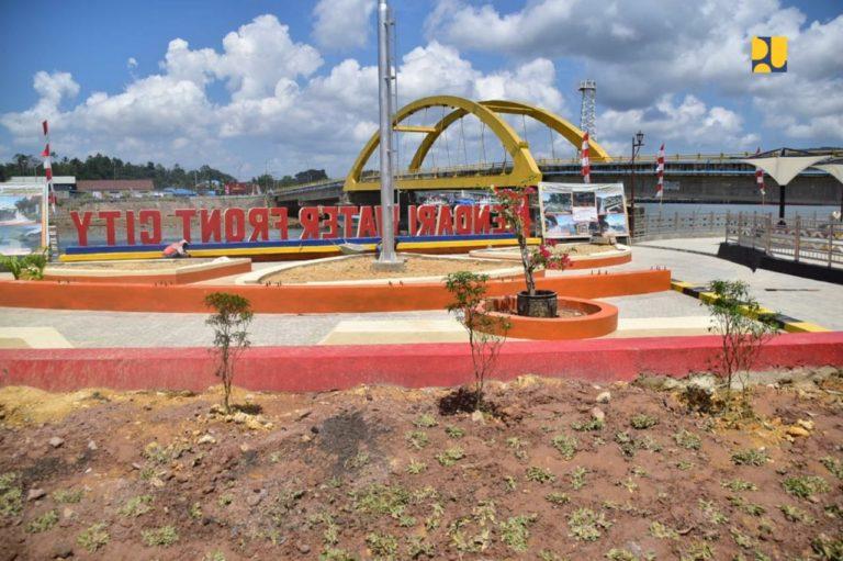 Kementerian PUPR Tata Kawasan Bungkutoko dan Petoaha Kota Kendari