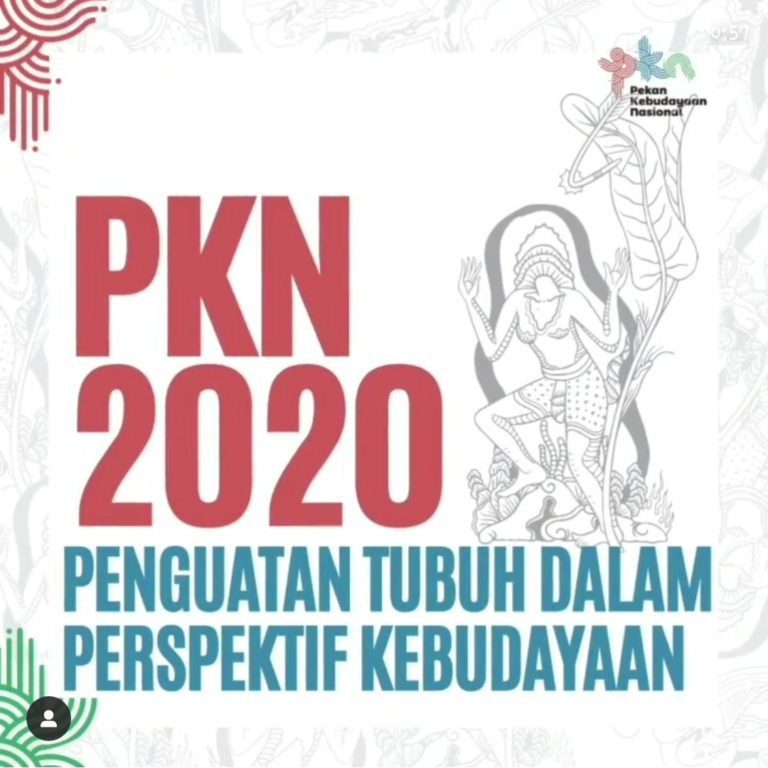 Wow! Pekan Kebudayaan Virtual Pertama di Indonesia Gaet 4791 Pekerja Seni