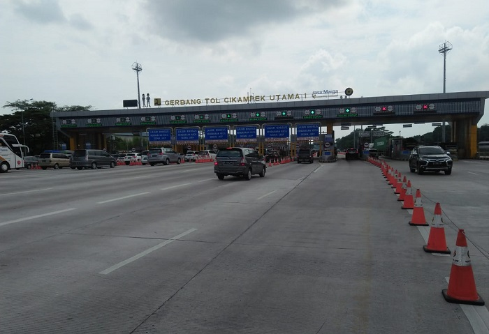 Libur Panjang Akhir Oktober, 336 Ribu Kendaraan Tinggalkan Jakarta