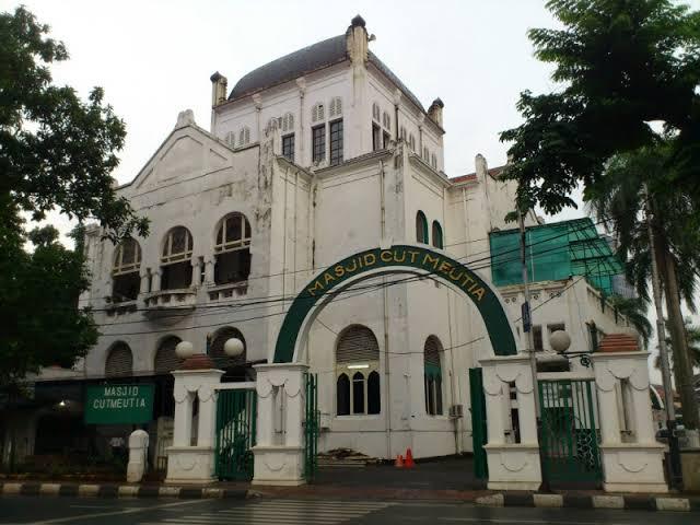 Pihak Yayasan Bantah Polisi Lakukan Penyerangan Masjid Cut Meutia Jakarta