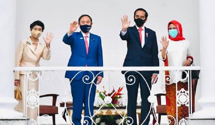 Usai Kunjungan PM Jepang, Jokowi Ingin Kondisi Laut Cina Selatan Stabil