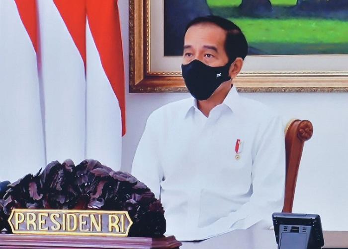 Persentase Sembuh Covid-19 Naik, Jokowi: Jangan Terlena!
