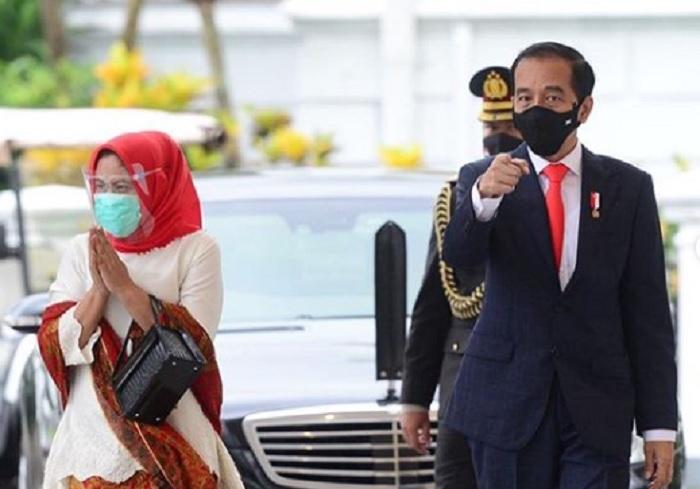 Sambut Kedatangan PM Jepang, Jokowi: Selamat Datang di Indonesia