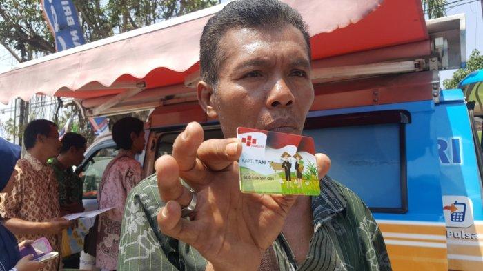 Kartu Tani Didistribusikan Lagi untuk Petani Tabanan