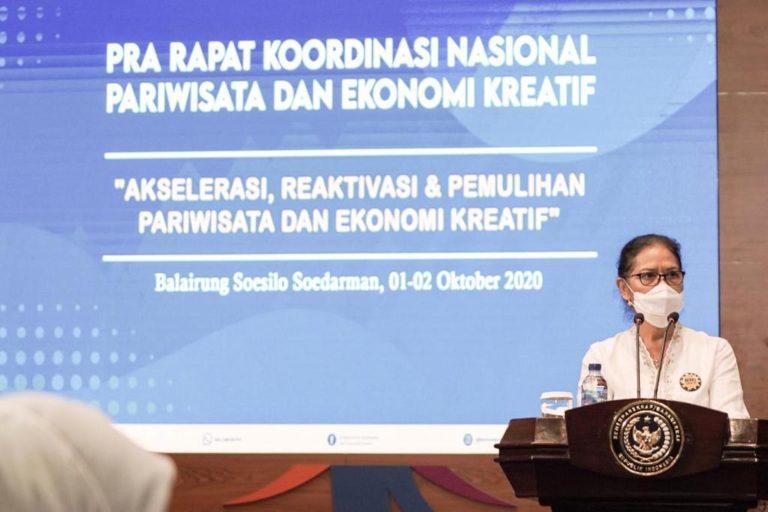 Pulihkan Sektor Pariwisata, Pemerintah Tingkatkan Ekspor dan Digitalisasi Produk