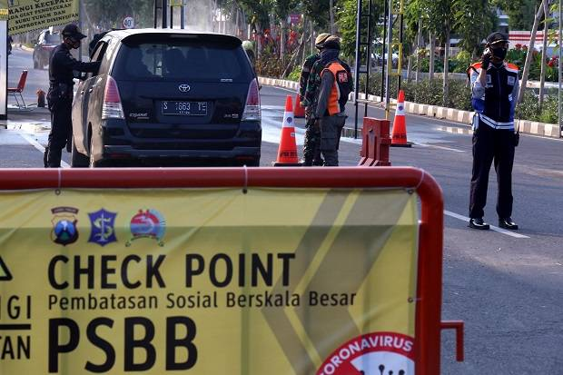 PSBB Transisi Jakarta kembali Diperpanjang Hingga 3 Januari 2021