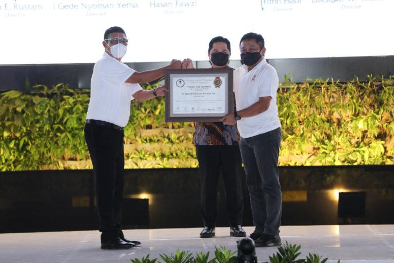 Telkom Percepat Transformasi Digital Menuju Indonesia Maju