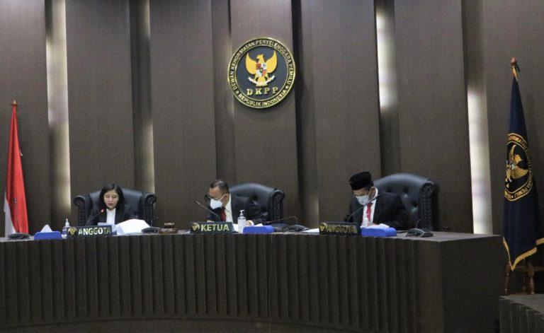 Ini Alasan DKPP Pecat Arief Budiman dari Jabatan Ketua KPU RI