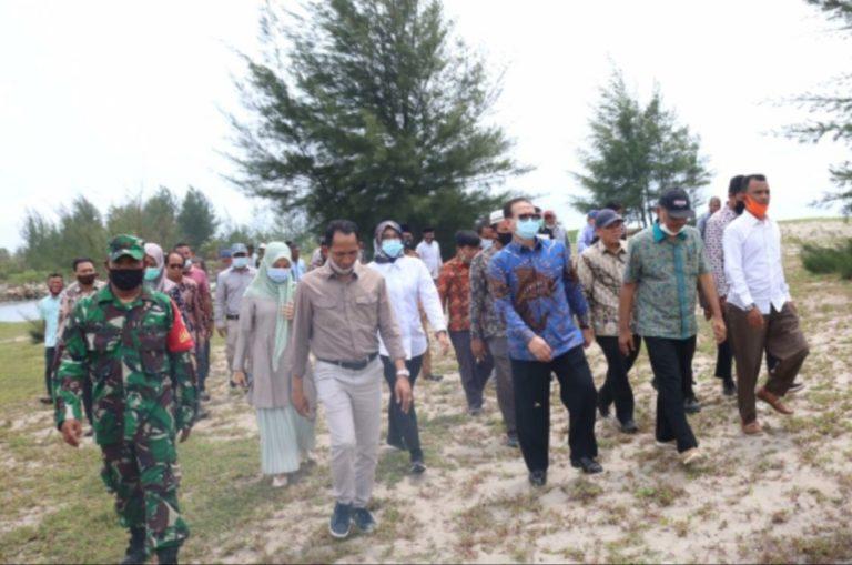 Blusukan ke Aceh Selatan, Tim KKP Gali Potensi Pengembangan Sektor Perikanan