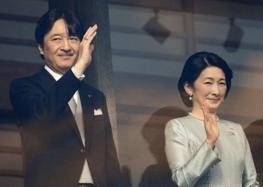 Akishino Jadi Ahli Waris Utama Kekaisaran Jepang