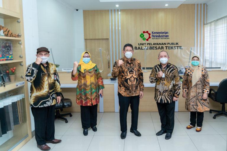 Kemenperin Susun Strategi Percepat Pemulihan Industri TPT Saat Pandemi