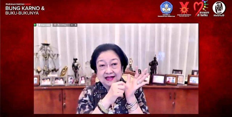 Miliki Jejak Sejarah, Megawati Bangga PDIP Menang di Pilkada Tidore