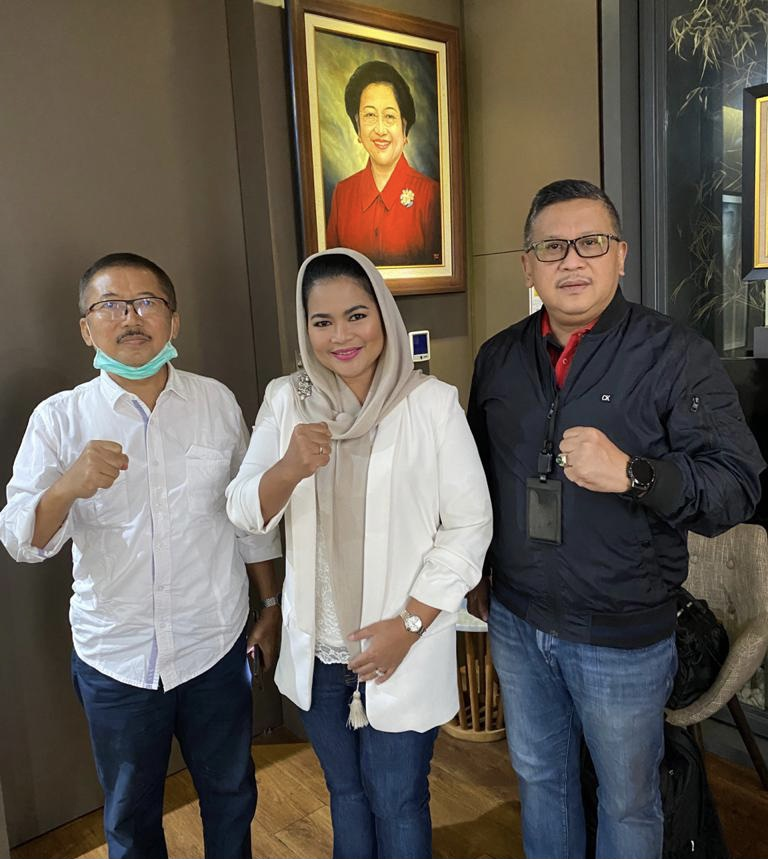 Cucu Bung Karno Yakin Eri-Armudji Menangkan Pilkada Surabaya 2020