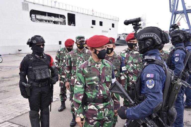 TNI Tak Akan Biarkan Aksi Terorisme Ancam Kehidupan Rakyat