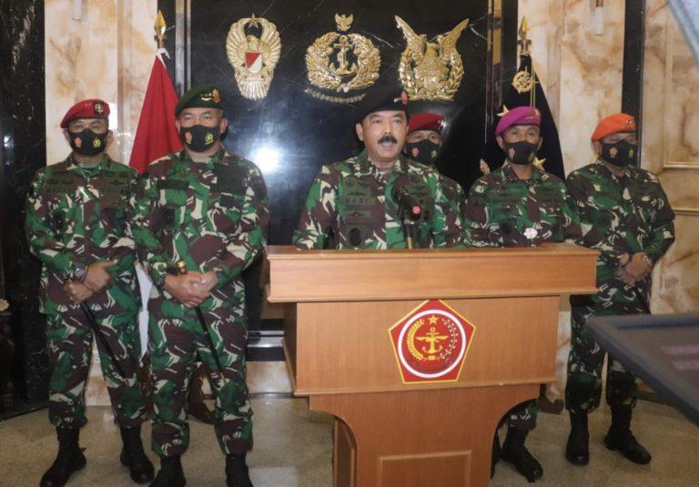 Panglima TNI: Prajurit Adalah Alat Negara untuk Melindungi Seluruh Tumpah Darah