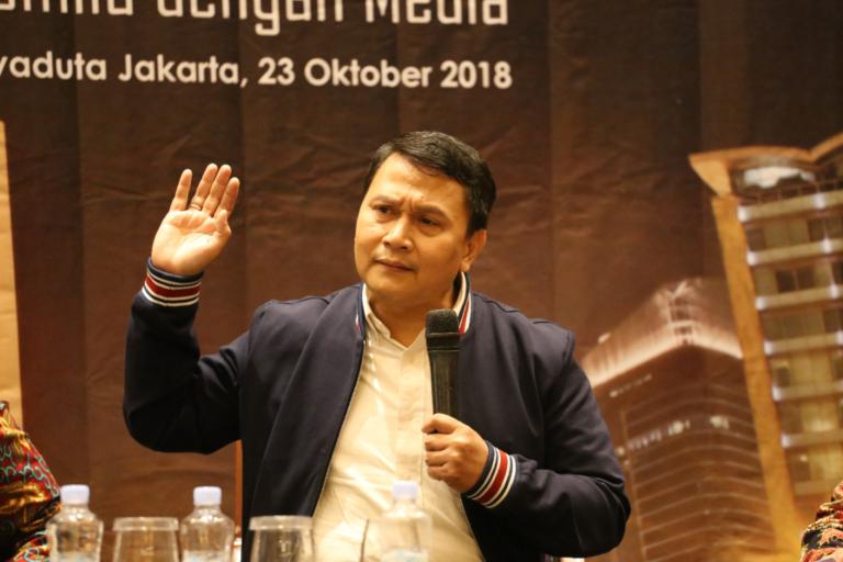 Mardani: Tak Terlihat Komitmen dari Jokowi untuk HAM