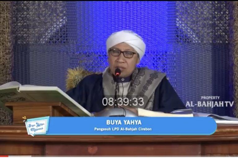 Nikita Mirzani Senang Masuk Neraka, Buya Yahya: Imannya Telah Hilang