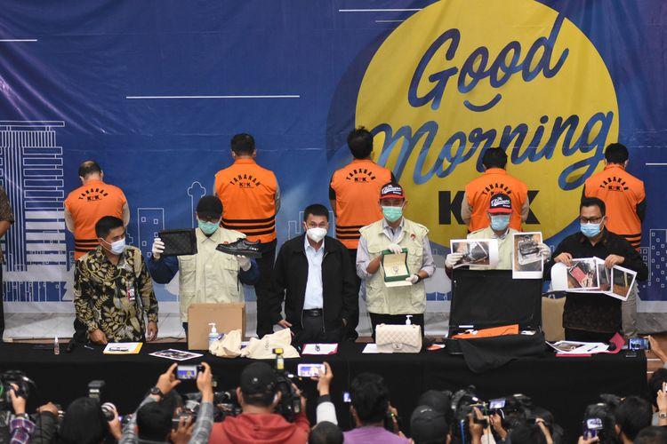 Tangkap Edhy Prabowo, KPK Amankan Jam Rolex Hingga Tas Hermes