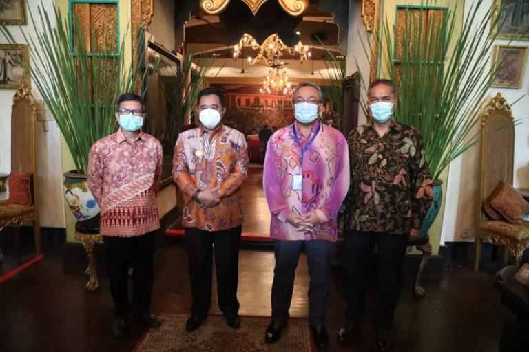 Pjs Gubernur Kepri Minta Dubes Malaysia Buka Perbatasan Antar Negara