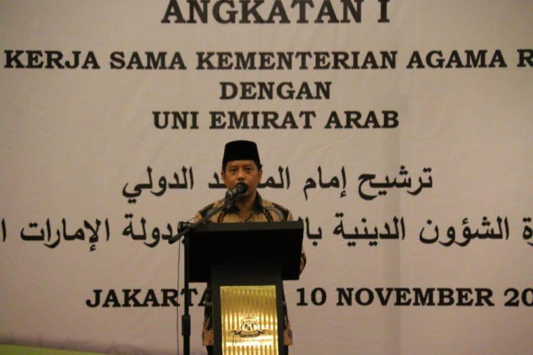 205 Hafiz Daftar Seleksi Calon Imam Luar Negeri