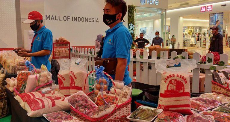 Pasar Tani Goes To Mall, Jurus Kementan Perluas Akses Pangan Berkualitas