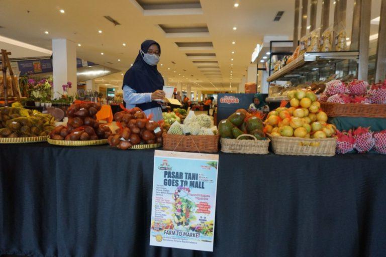 Perdana Adakan Pasar Tani Goes to Mall, Yogyakarta Targetkan 150 Juta
