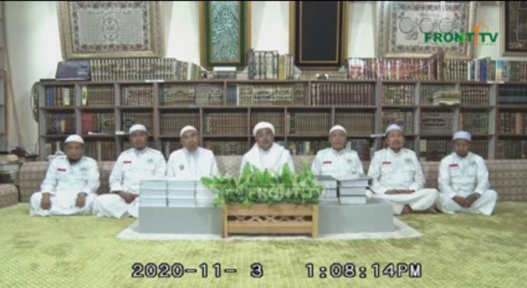 Umumkan Kepulangan, Habib Rizieq akan Tiba di Jakarta Selasa 10 November