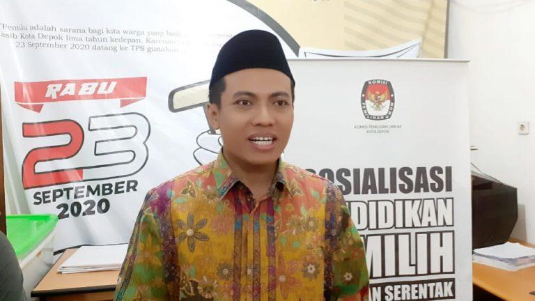 KPU Depok Ajak Pemilih Milenial Tak Golput di Pilwakot 2020