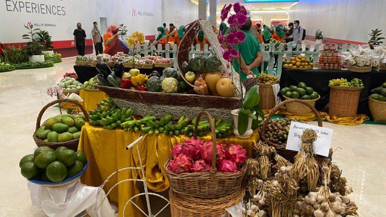 Pasar Tani Goes to Mall Targetkan Omzet 500 Juta di Awal November