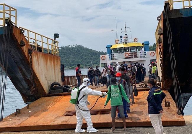 SPPI Apresiasi Pemulangan 157 ABK WNI di Kapal Ikan RRT