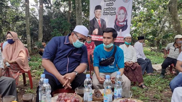 Belum Miliki Sarana Olahraga, Pemuda di Depok Mengeluh ke Pradi