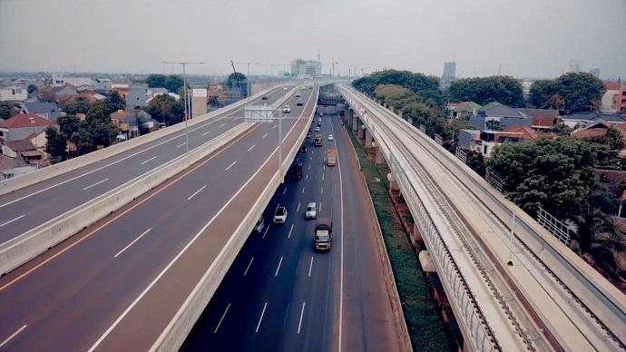 Keberadaan Tol Jakarta-Cikampek II Elevated Dinilai Mampu Urai Kepadatan