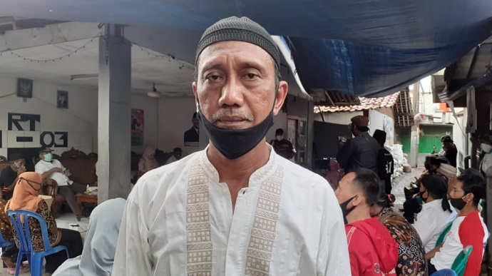 Warga Depok Puji Sosok Calon Walikota Pradi Supriatna