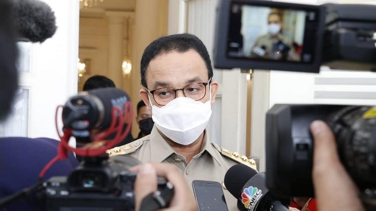 Anies Dorong Masyarakat Jakarta Gunakan Kendaraan Listrik