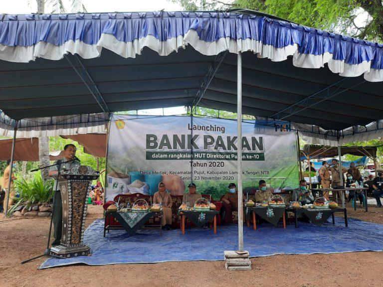 Kementan Luncurkan Bank Pakan Dukung Swasembada Protein Hewani